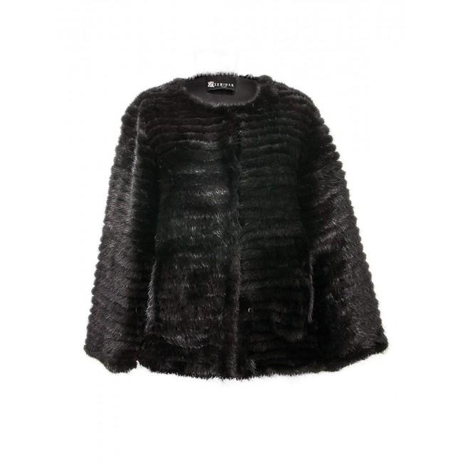 Leather Jacket Women, Vison Leather Jacket for Women, Jacket Women 1