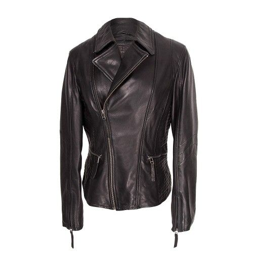 Leather Jacket for Women,...