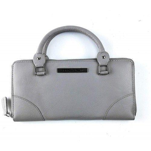 Brieftasche aus Naturleder...