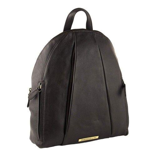 Skórzany plecak damski,...