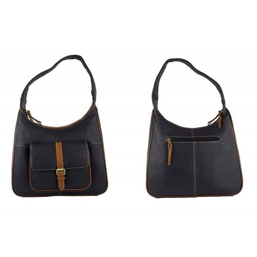 Leather Shoulderbag Women,...