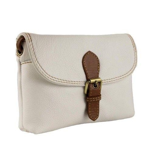 Lederhandtasche naturlede...