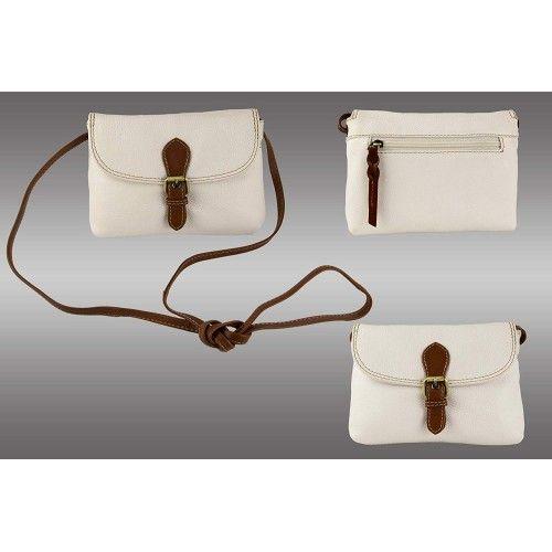 Leather Shoulderbag Women,...