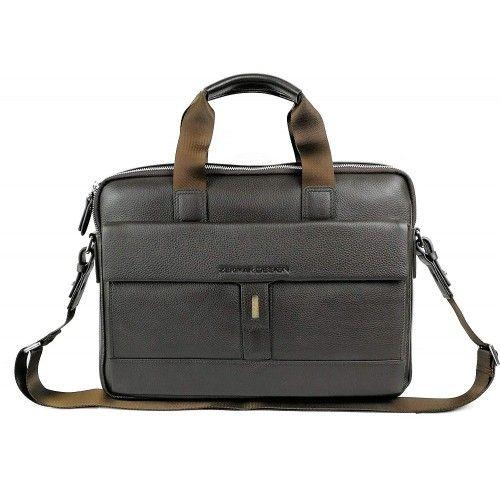 Shoulder bag made of...