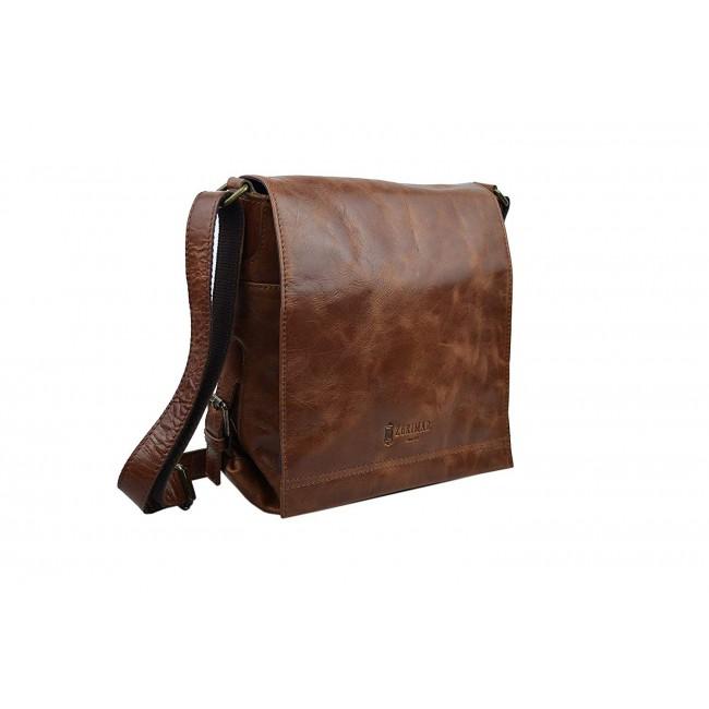 Leather Shoulder Bag, Messenger Bag, Vintage Messenger Bag 21
