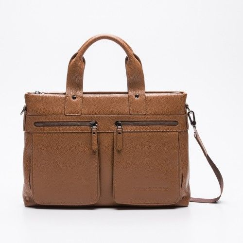 Design Leather briefcase...