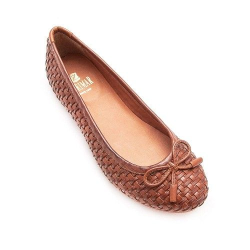 Leather Ballet Shoes for...