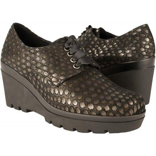 Leder Schuhe Damen aus...