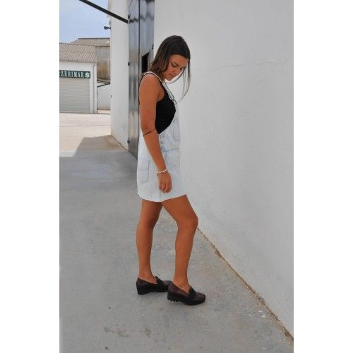 Leder Schuhe Damen mit...