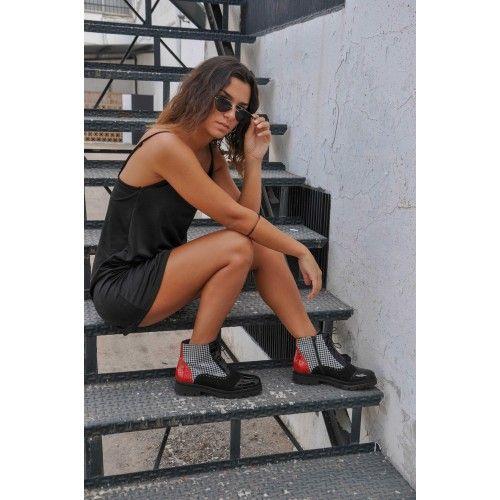 Premium Damen Schuhe Leder...