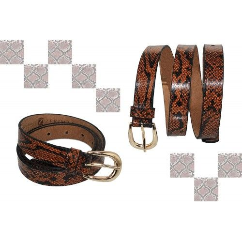 Leather Belt for Women,...