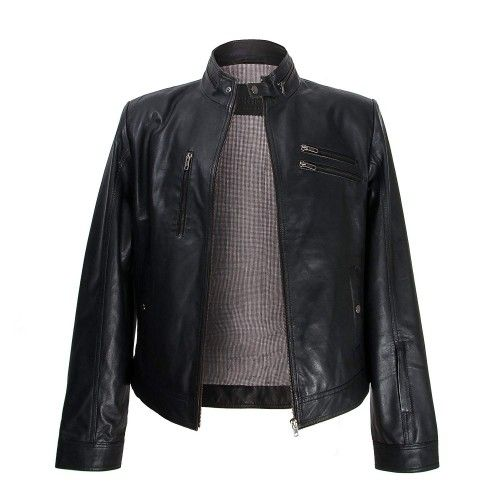 Simple style jacket with...