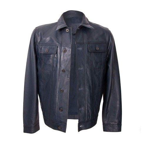Navy blue vintage style...