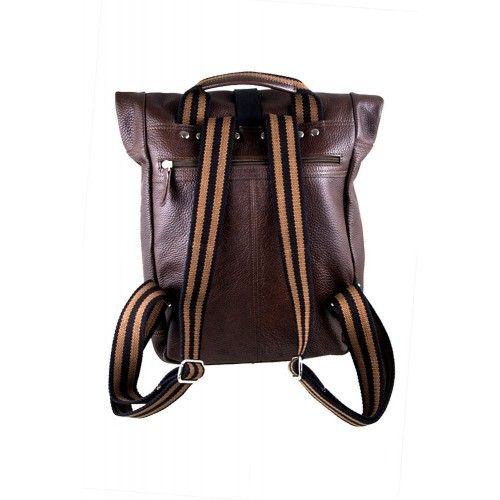 Leather Backpack, Leather...