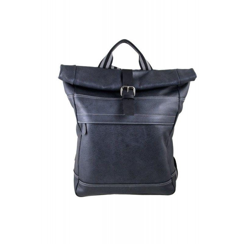 Leather Backpack, Leather Vintage Backpack, Leather Shoulder Bag 1