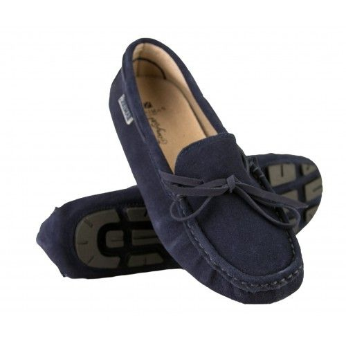 Loafers with comfort sole...