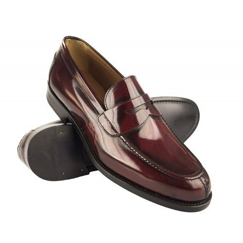 Castellanos leather shoes...