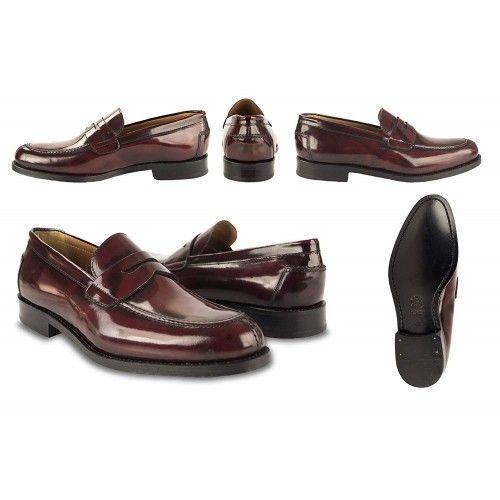 Eleganckie skórzane buty...