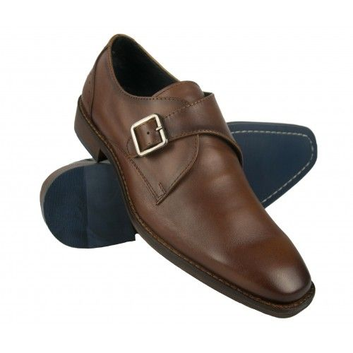 Elegante Leder Schuhe für...