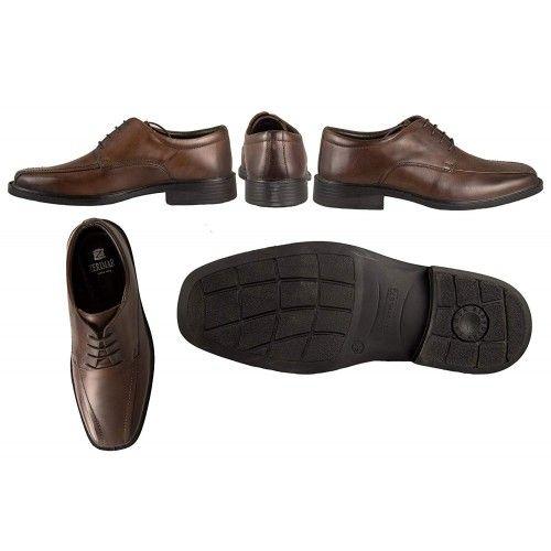 Zapatos clasicos de piel...