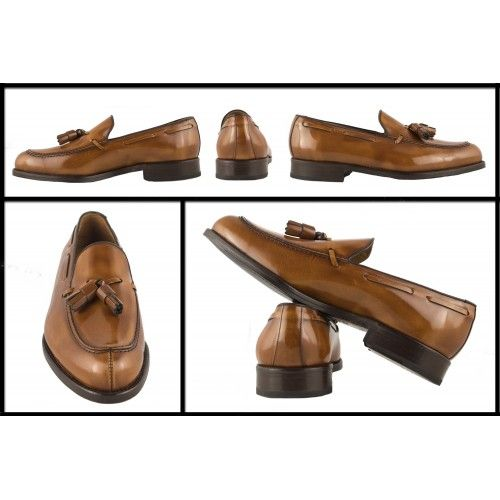 Leather Slipon Shoes for Men