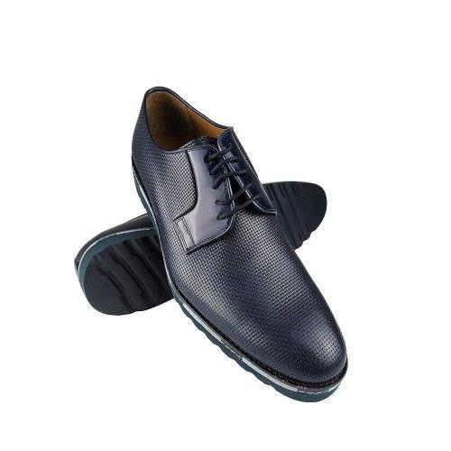 Zapatos de piel de hombre...