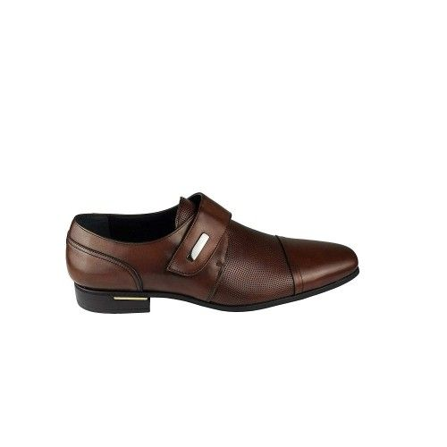 Zapatos de piel de vestir...