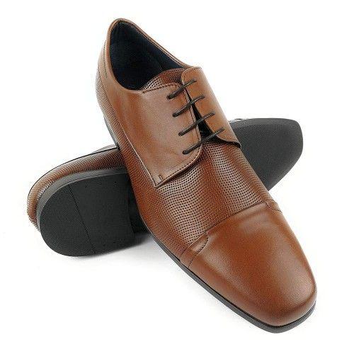 Zapatos de hombre de piel...