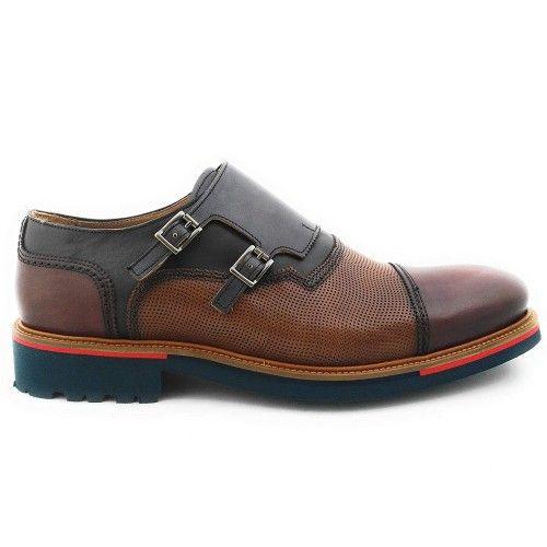 Zapato de piel estilo...
