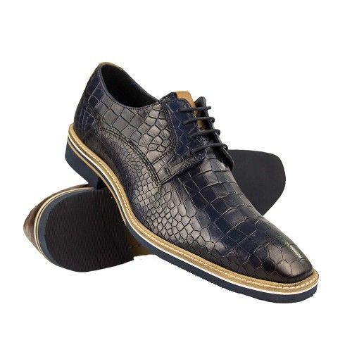 Zapatos elegantes de piel...