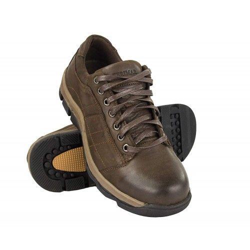 Zapatos de piel con...
