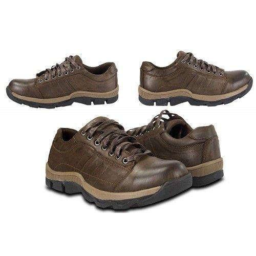Męskie skórzane buty, buty...