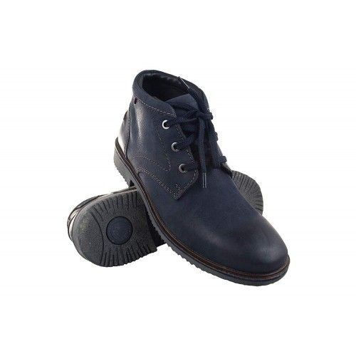 Leather Boots for Men,...