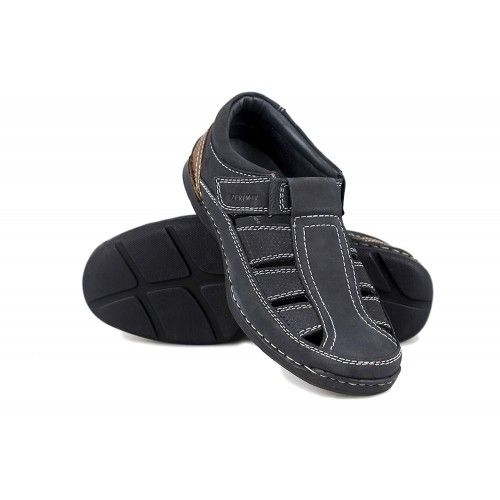 Leather Sandals for Men,...