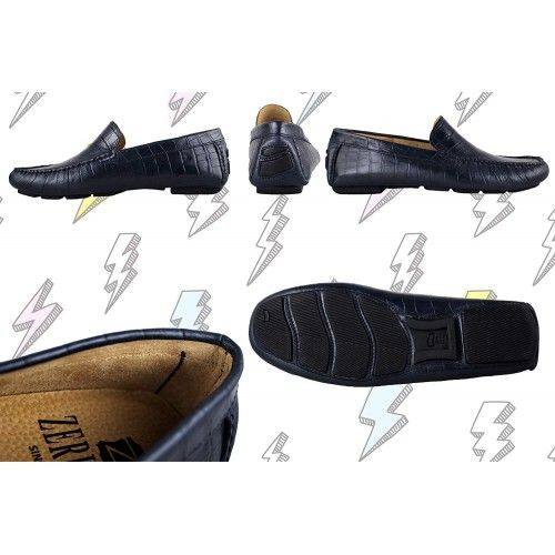 Mocassins Men, Leather...