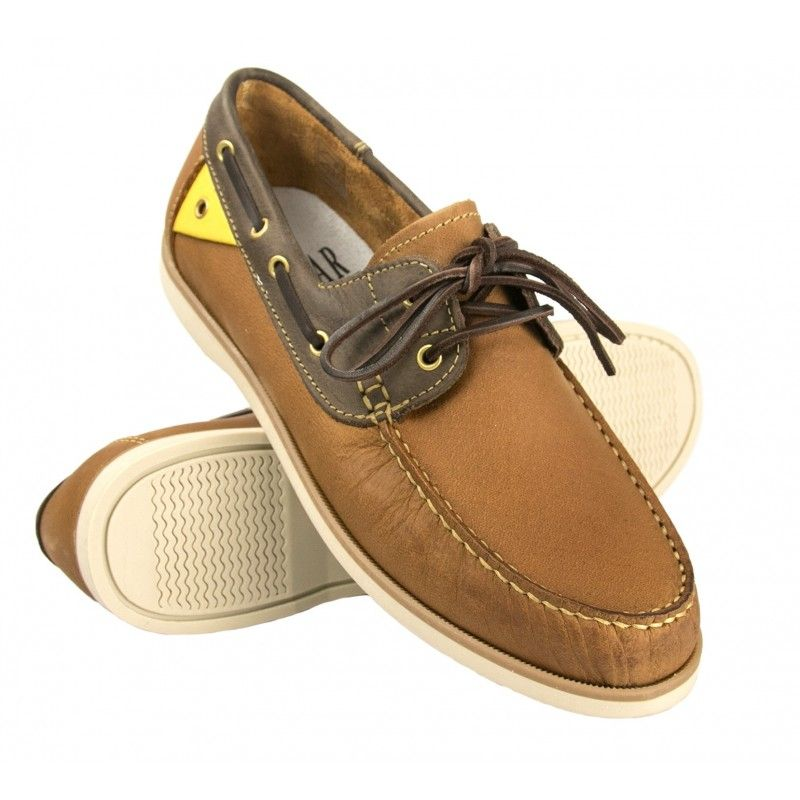 Leather Boat Shoes for Men, Leather Nautical Shoes Men, Loafers Men 8