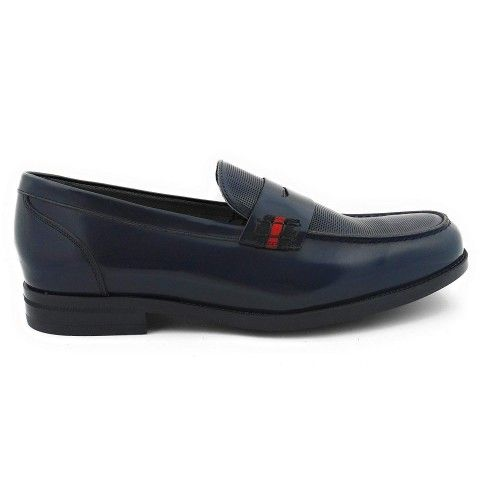 Castellanos leather loafers...