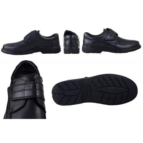 Zapatos de hombres de piel...