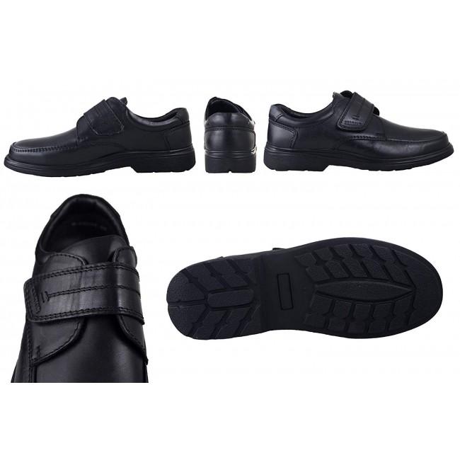 Zapatos de hombres de piel para hosteleria
