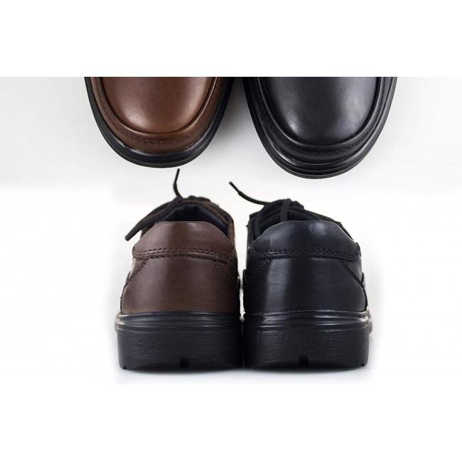 Zapatos de hombre para hosteleria de piel modelo HOLD