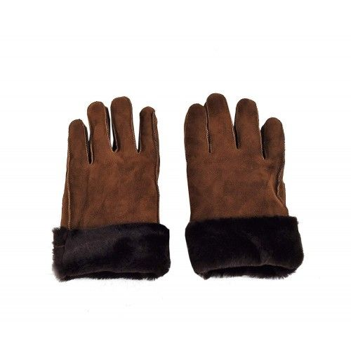 Double Face Gloves, Leather...