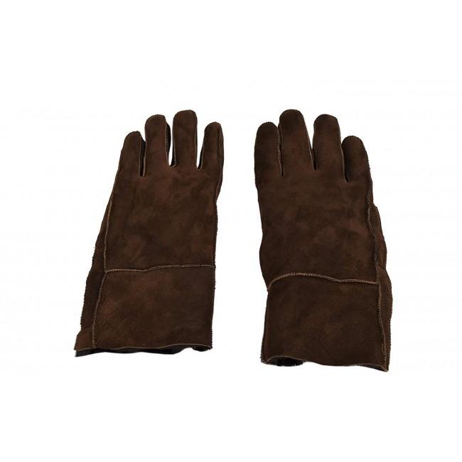 Double Face Gloves, Leather Gloves for Men, Winter Gloves Men