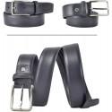 Cinturón antirrobo con cremallera 4 cm de ancho