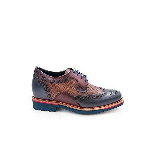 Zapatos con alzas de 7 cm...