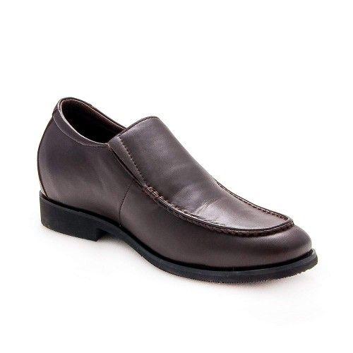 Zapatos tipo mocasin con...