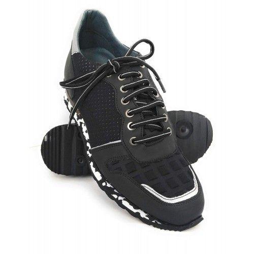 Buty ze sportowym...