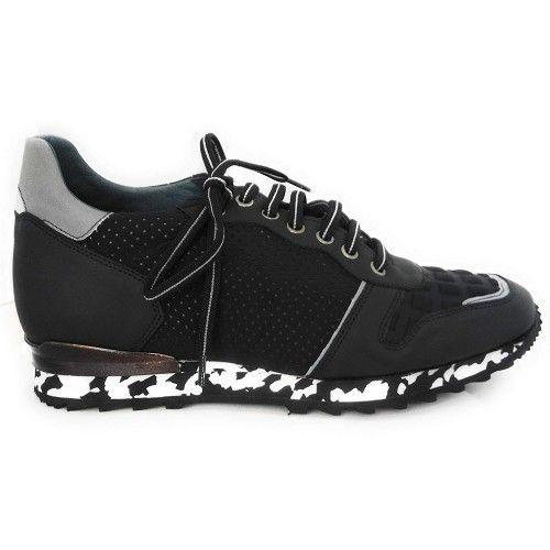 Zapatos con alzas de hombre...