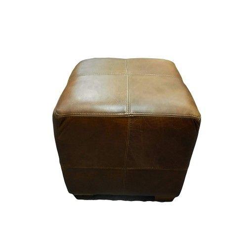 Skórzany stołek gazelowy,...
