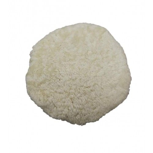 Coussin en peau de mouton...