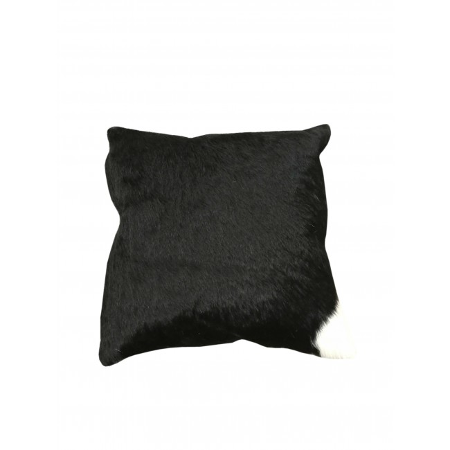 Cowhide Cushion, 15x15 in, Leather Cushion Covers, Bedroom Cushions 8